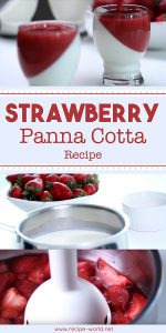 Strawberry Panna Cotta Recipe