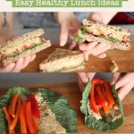 Vegan Chickpea Tuna Salad – Easy Healthy Lunch Ideas