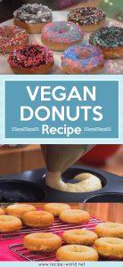 Vegan Donuts Recipe