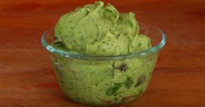 Clean Eating Mint Chocolate Chip Ice Cream (Made From Banana)