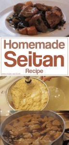 Homemade Seitan Recipe