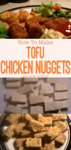 """How To Make Tofu """"Chicken"""" Nuggets"""