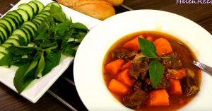 How To Make Vietnamese Beef Stew