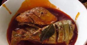Kottayam Fish Curry - Meen Vevichathu - Fish Curry With Kudampuli - Kerala Recipe