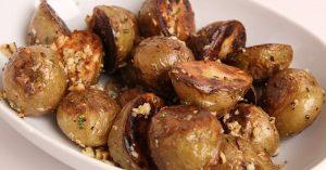 Skillet Roasted Potatoes Recipe - Laura Vitale