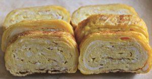 Tamagoyaki (Pan Fried Rolled Egg) Recipe