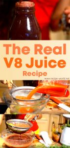 The Real V8 Juice