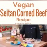 Vegan Seitan Corned Beef