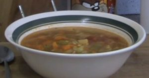 Vegetable Soup (Delicious And Healthy!)