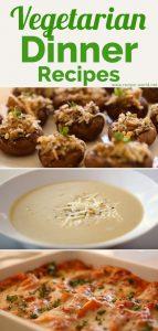 Vegetarian Dinner Recipe - Kin Community