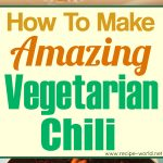 Amazing Vegetarian Chili