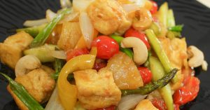 Sweet & Sour Stir-Fry - Hot Thai Kitchen