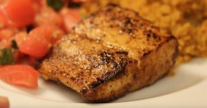 Blackened Fish Recipe - Easy Spicy Fish Dish