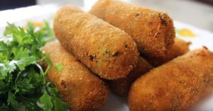 Crispy Vegetable Cutlets - Easy To Make Appetizers