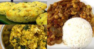 Healthy Indian Vegetarian Meal Plan