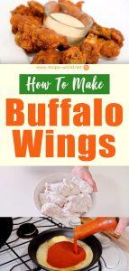 How To Make Buffalo Wings-