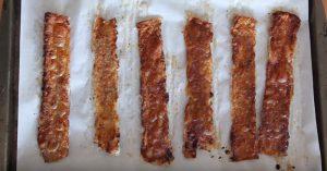 Vegan Recipe - Make Vegan Bacon Using Rice Paper