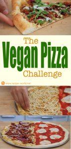 The Vegan Pizza Challenge