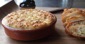 Brandade - Hot Potato, Garlic, And Salt Cod Appetizer Spread