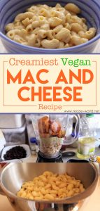 Creamiest Vegan Mac And Cheese Recipe