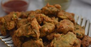Crispy Vegetable Pakora Recipe