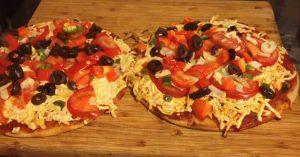 Easy Gluten & Soy-Free Vegan Pizza Recipe