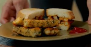 Home-Made Fish Fingers With A Chip Butty - Gordon Ramsay