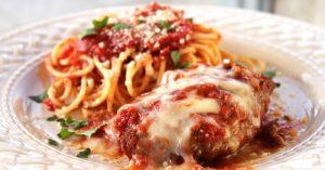 How To Make Italian Chicken Parmigiana - Parmesan Recipe
