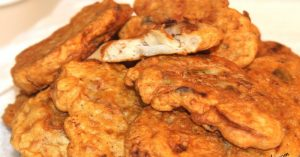 How To Make Real Jamaican Salt Cod Fish Fritters