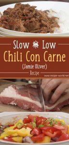 Slow & Low Chilli Con Carne - Jamie Oliver