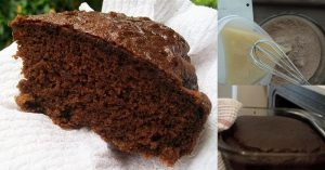 Vegan Chocolate Cake Recipe - Vegan Cake Without Eggs Without Milk