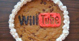 Vegan Chocolate Chip Cookie Cake Recipe