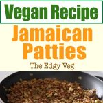 Vegan Recipe: Jamaican Patties