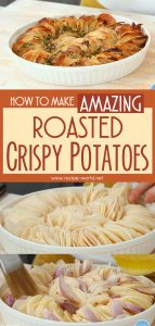 Amazing Roasted Crispy Potatoes