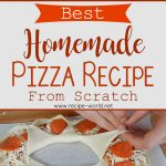 Best Homemade Pizza Recipe From Scratch