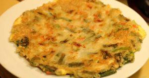 Best Seafood Pancake - Haemul-Pajeon