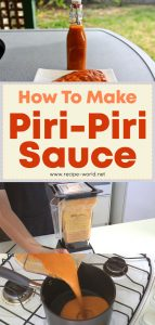 How To Make Piri Piri Sauce