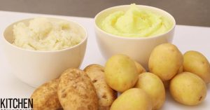 How To Make The Fluffiest Mashed Potatoes