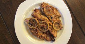 Lemon Butter Chicken - Easy Cooking