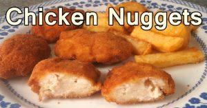 Tasty Chicken Nuggets - Easy Recipe
