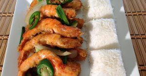 Tom Rang Muoi - How To Make Spicy Salt And Pepper Shrimp - Asian Seafood Recipe