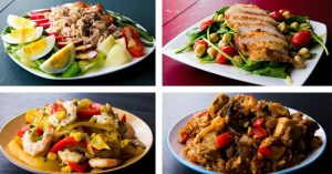 5 High Protein Lunch Ideas For Weight Loss
