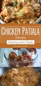 Chicken Patiala Recipe Restaurant Style