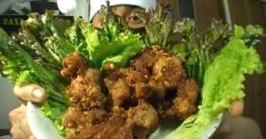 How To Make Japanese Fried Chicken ''Kara-age''