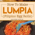 How To Make Lumpia (Filipino Egg Rolls)