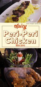 Spicy Peri-Peri Chicken