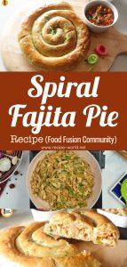 Spiral Fajita Pie Recipe - Food Fusion Community