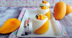 How To Make Mango Panna Cotta