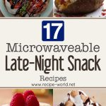 17 Microwaveable Late-Night Snacks
