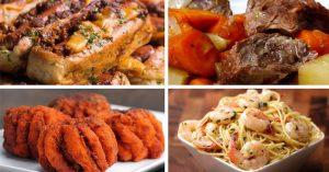4 Amazing Budget-Friendly Dinners